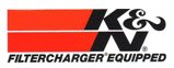 Authorized dealer K&N filtercharger equipped filter products Roadrunners performance and accesso